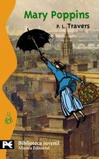 Libro versus Película Mary Poppins - Cine de Escritor