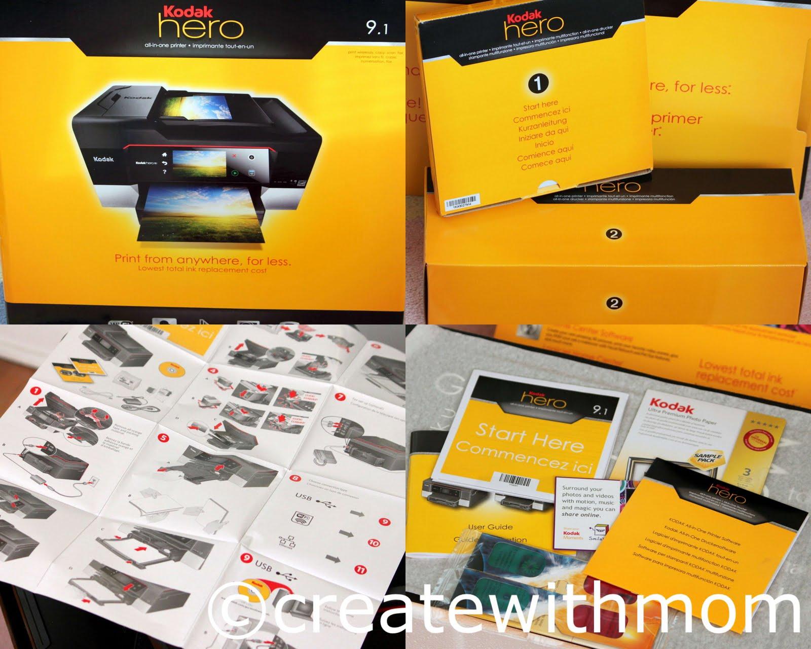 Create With Mom: Kodak Hero
