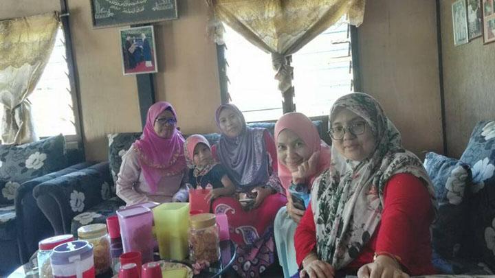 Gambar Raya 2017 Bekas Pelajar SSU, Sungai Besar, Selangor