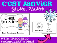 https://www.teacherspayteachers.com/Product/FREEBIE-Cest-janvier-French-January-Student-readers-livre-en-francais-2176187?aref=rzpfzo1u
