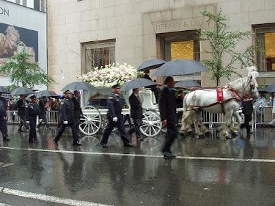 Funeral Celia Cruz