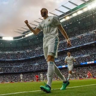 Benzema Real Madrid