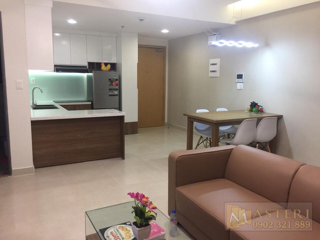 Bán căn hộ 2 phòng ngủ tầng cao có đầy đủ nội thất - hinh 5