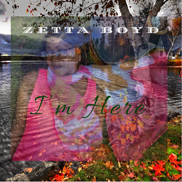 """Zetta Boyd's Love For Children And Her Motivation Helped Birthed The Self - Released CD Titled """"I'm Here"""""""
