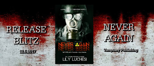 release blitz, book review, Never Again, Paranormal Detectives Series, Lily Luchesi
