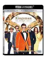 Kingsman: The Golden Circle 4K Ultra HD