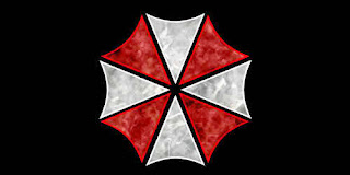umbrella corporation logo design