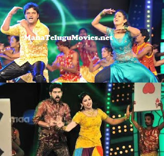 Rangam Team Dance Performance @ CineMAA Awards
