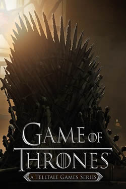 Capa de Game of Thrones