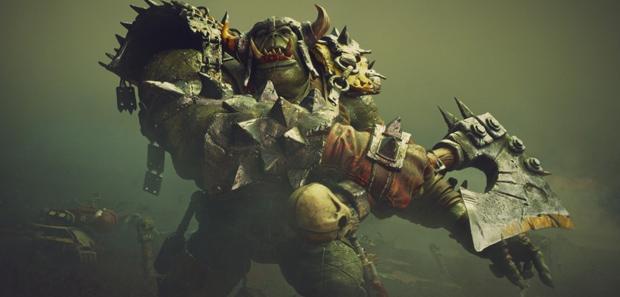 Warhammer 40k Dawn of War 3 E3 Gameplay Demo