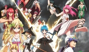 Magi: The Kingdom Of Magic – Episódio 08