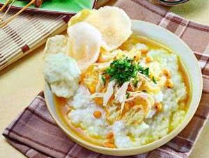 Resep Bubur Ayam Gurih dan Lezat