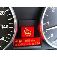 Fallo en el bloqueo eléctrico de la columna de dirección de BMW