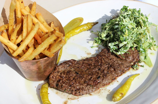 A picture of Jamie's Italian Italian Steak Frites