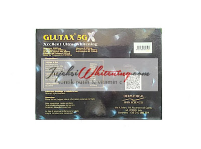 Glutax 5GX injeksi, Glutax 5GX Whitening, Glutax 5GX Original, Glutax 5GX Asli, Glutax 5GX Murah, Harga Glutax 5GX
