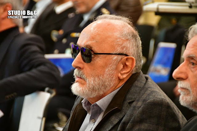 Επίσκεψη του Υπουργού Εμπορικής Ναυτιλίας  Π. Κουρουμπλή στο Ναύπλιο