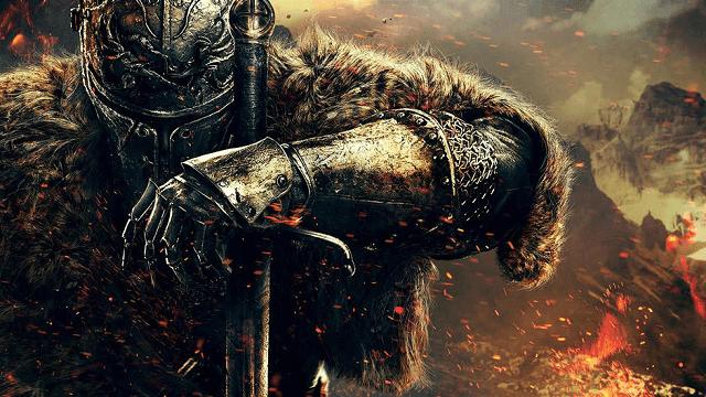 Musuh di Dark Souls sangat sulit dikalahkan, apalagi bosnya