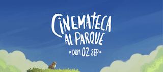 Portada Cinemateca al Parque No. 7