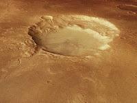 ESA Temukan Gunung Berapi Kuno Di Mars