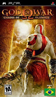 God of War - Chain of Olympus Portugues