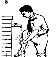 cara-mengerjakan-berwudlu-mencuci-kaki