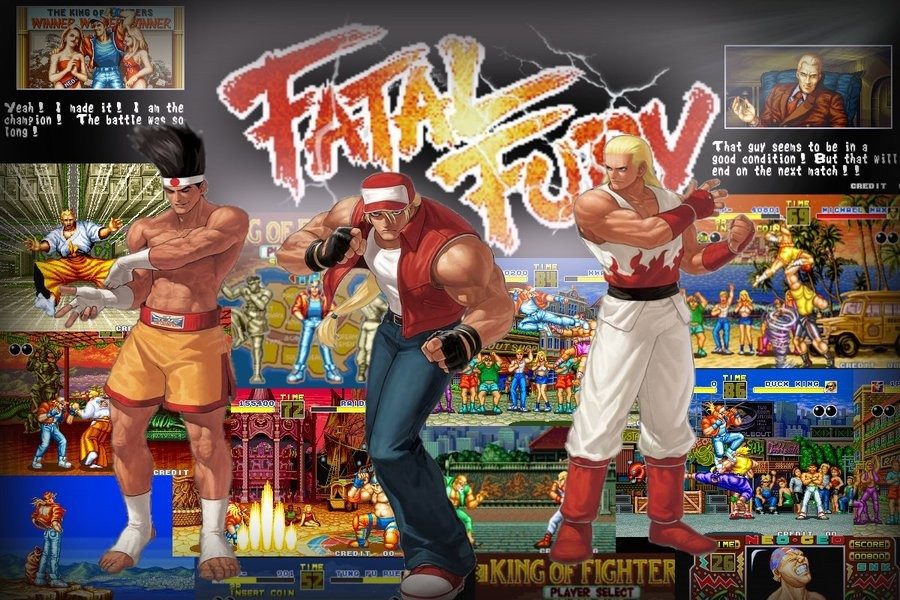 Fatal Fury Game - Download Free PC Games Full Version 404 ...