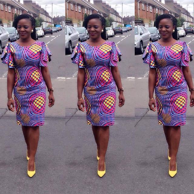 Sitaili Mpya Ya Kunyoa Kwa Wadada: Mishono Ya Vitenge Ya Kisasa Modapk Sophie Mbeyu Blog