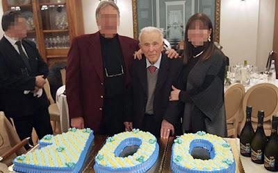 Bữa tiệc sinh nhật 100 tuổi xa hoa của trùm mafia già nhất thế giới