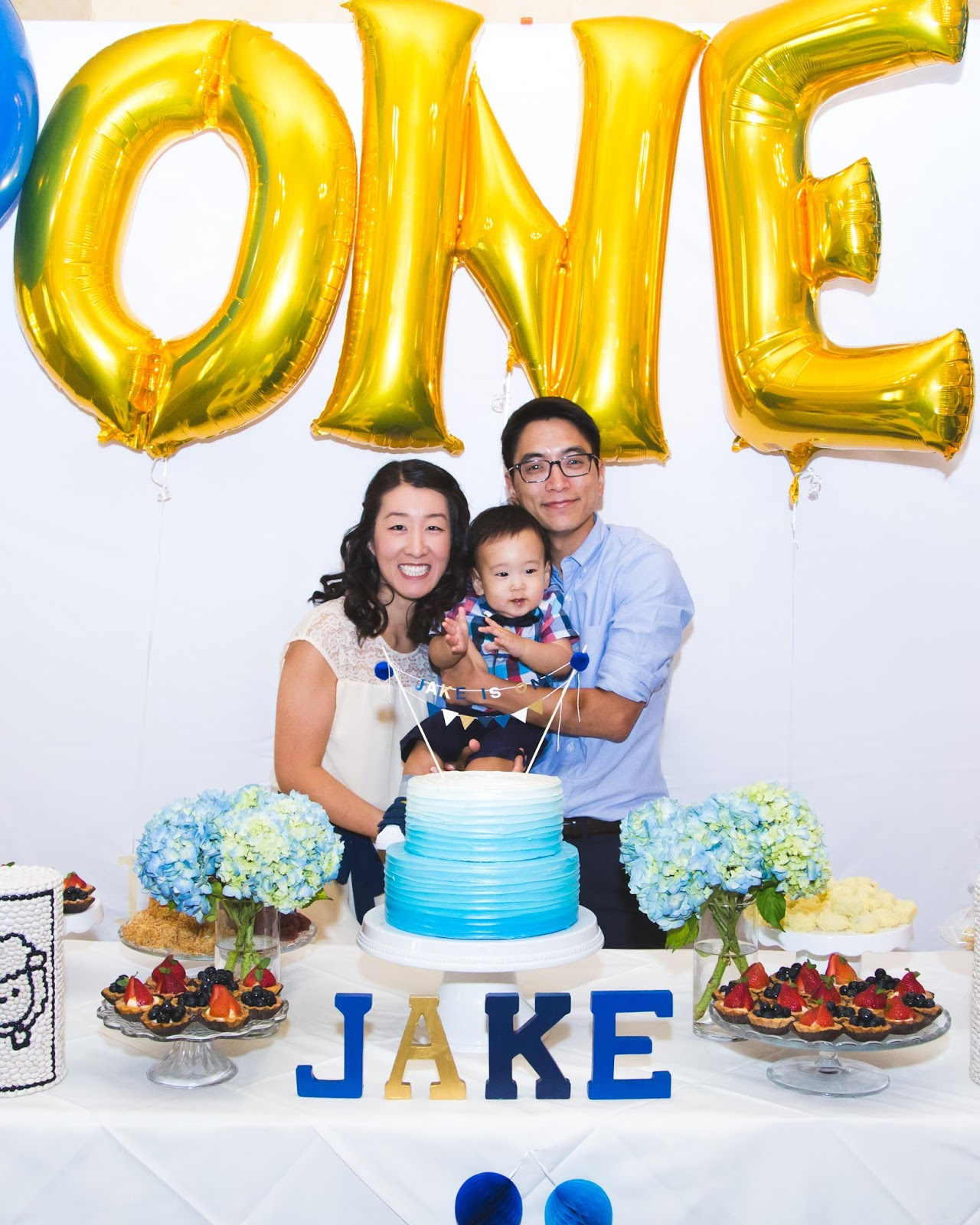 DELICIOWHSO Baby Jakes First Birthday