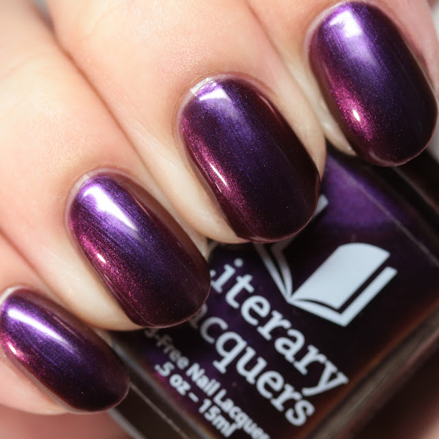 Literary Lacquers Orgasm