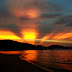 Sunset at Batu Feringgi, Penang Picture