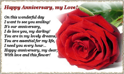 Anniversary Poems