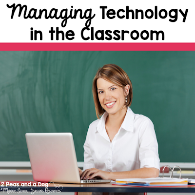 Schools are now full of technology that adds an additional section to our classroom management plans. Develop technology classroom management procedures to help your classroom function smoothly without constant interruptions to learning from the 2 Peas and a Dog blog.