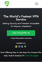 PureVPN is the worlds fastest vpn service