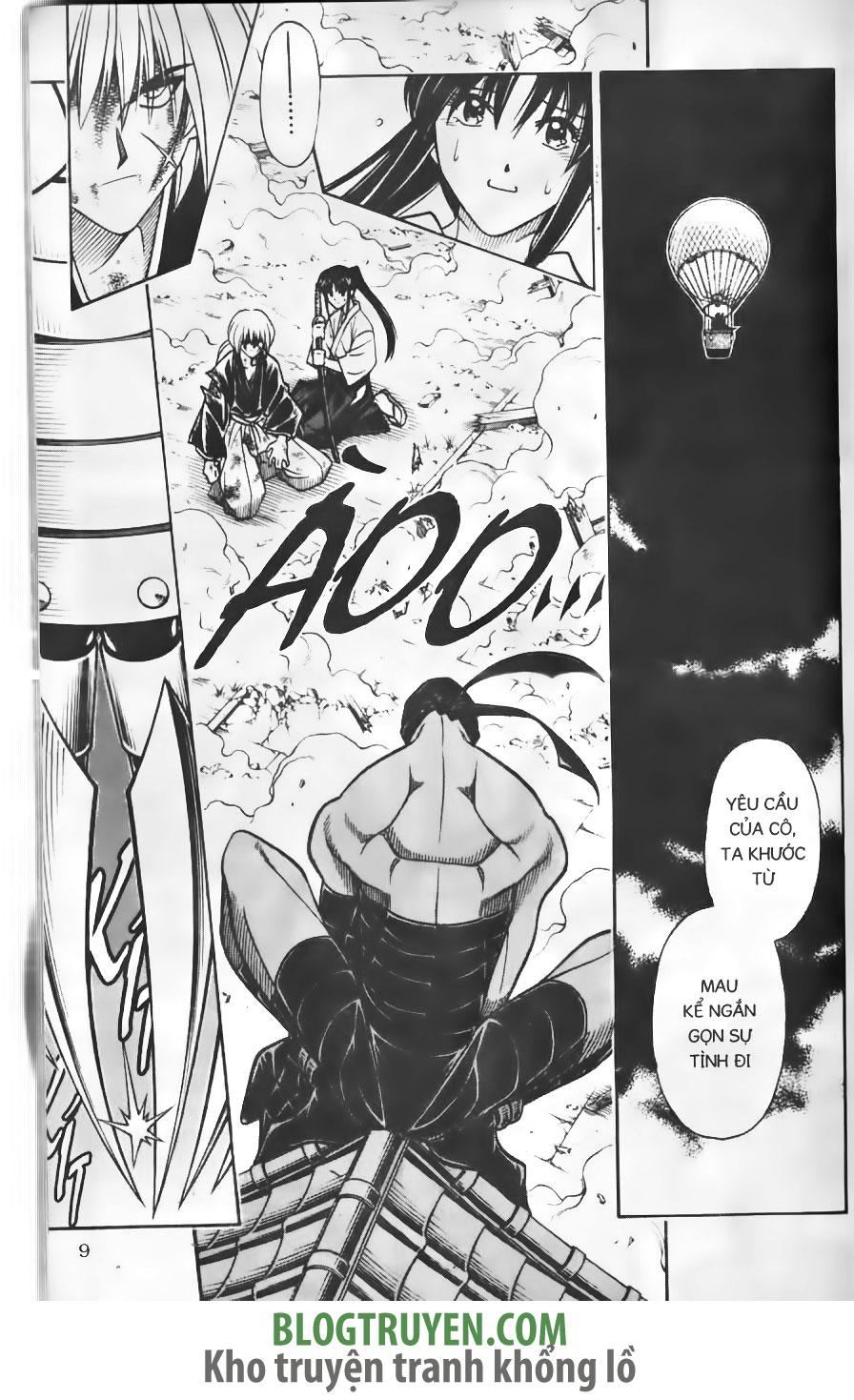 Rurouni Kenshin chap 197 trang 8