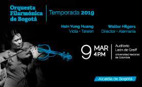 Sinfonía Fúnebre Y Triunfal | Filarmonica de Bogotá 2019
