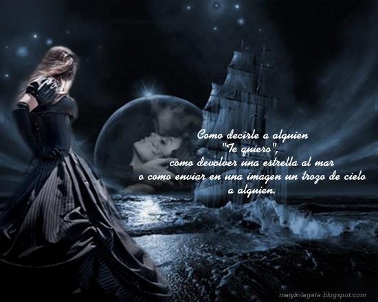 """Muchas veces no sabemos hasta donde alcanza un acto que para nosotros puede parecer simbólico, como una sonrisa de acogida a alguien, como una mirada de cariño, como escuchar a un amigo, como mandar un e-mail, como hacer una llamada, como ser los primeros en disculparnos, como decirle a alguien """"Te quiero"""" , como devolver una estrella al mar o como enviar en una imagen un trozo de cielo a alguien, por que de alguna manera estamos construyendo un cielo en miniatura y aunque para el resto de los humanos pase desapercibido, seguro que para esa persona es importante.    Hoy los invito a soñar,   porque el cielo puede estar en cualquier lugar   y no necesitamos morir para mirarlo."""
