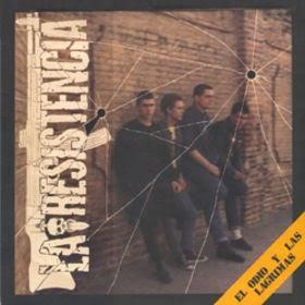 Los mejores discos de 1985 - LA RESISTENCIA - El odio y las lágrimas