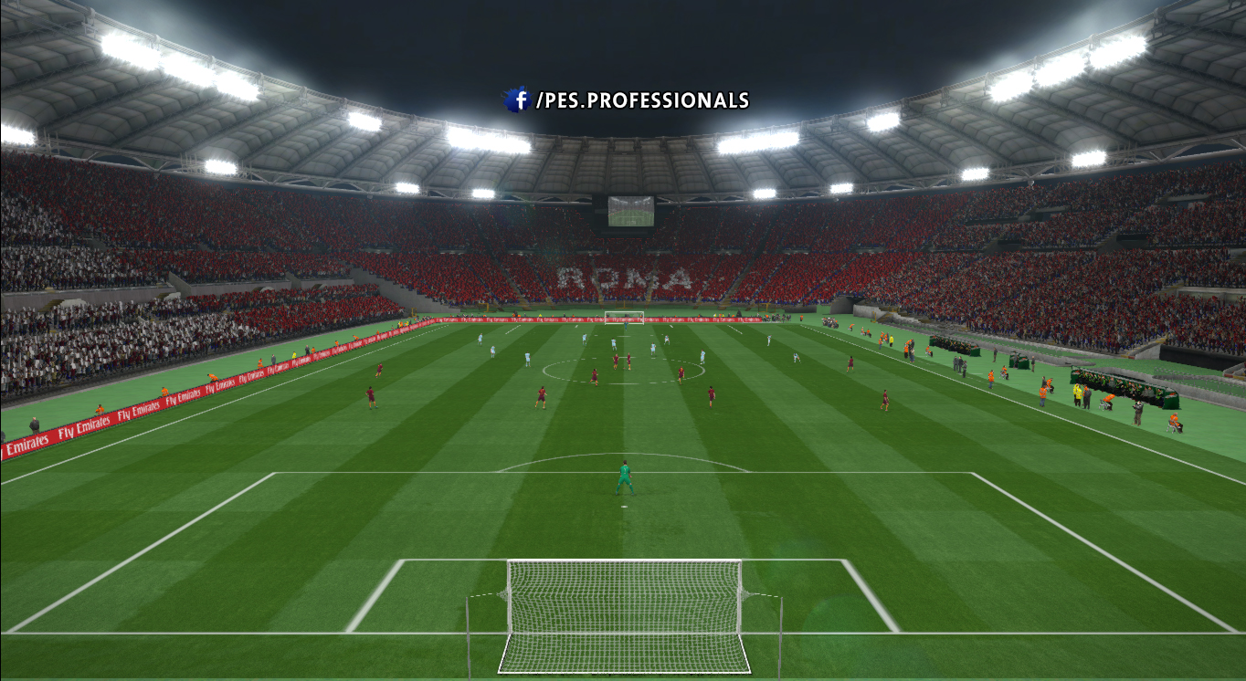 Olimpico Stadium PES Profesisonals Patch V1