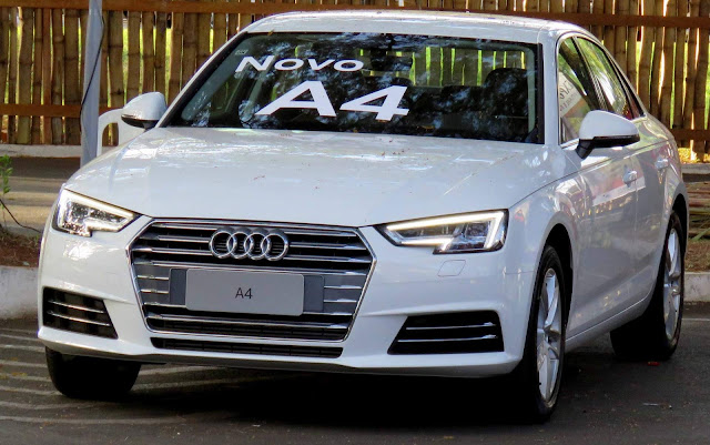 Audi A4 Attraction 2017