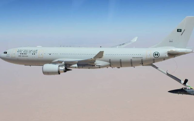 Singapore Receives First Airbus A-330 MRTT