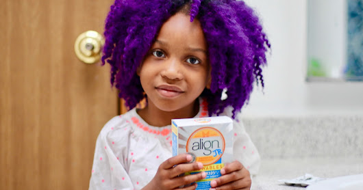 Why Probiotics are Important for Kids - #AlignJr #AlignProbiotic