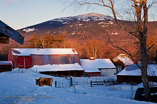 Mount Monadnock,  East Hill Farm, Troy, New Hampshire