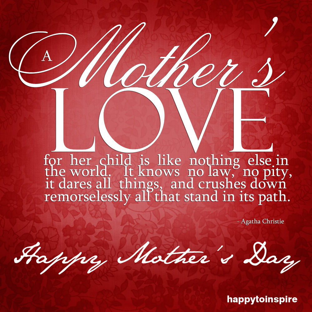 Greetings Quotes For Mothers Day: Southern Glamourista: Happy Mother's Day