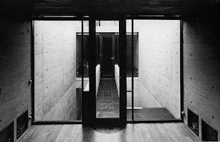Casa Azuma de Tadao Ando