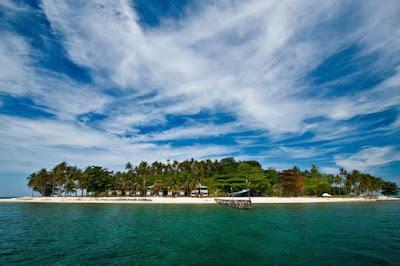 Pulau Randayan Kalimantan Barat