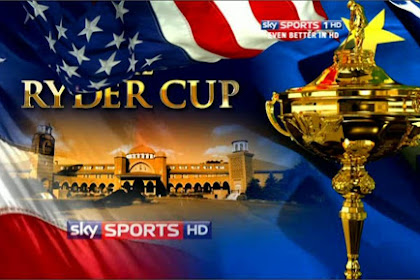 Sky Ryder Cup HD - Astra Frequency