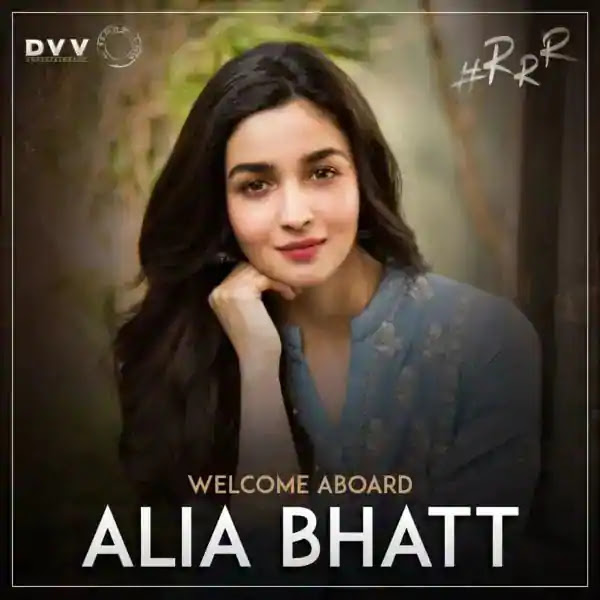 Alia Bhatt's entry in Rajamoula's 'RRR', will be such a great role with Ajay Devgan