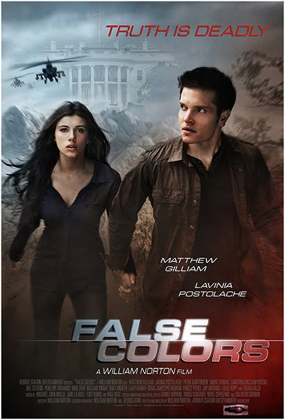 False Colors (2020) English 400MB HDRip 480p