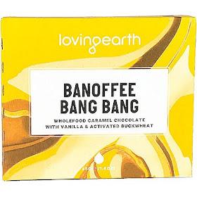 Banoffee Bang Bang, Loving Earth - £2.99